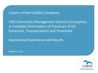 Laisan  Limited Liability Company .
