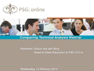 Conquering  Technical Analysis Webinar