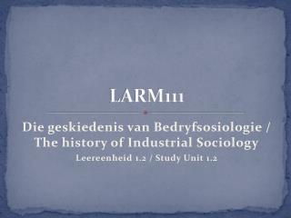 LARM111