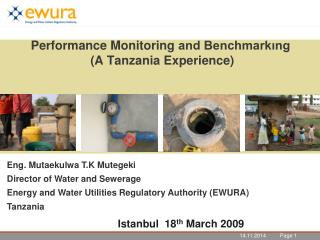 Performance Monitoring  and Benchmarkıng  (A Tanzania Experience)