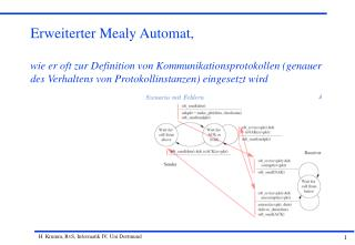 Erweiterter Mealy-Automat
