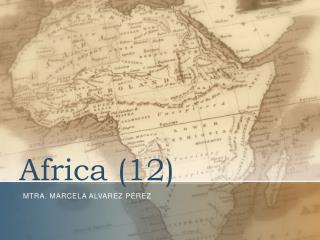 Africa (12)