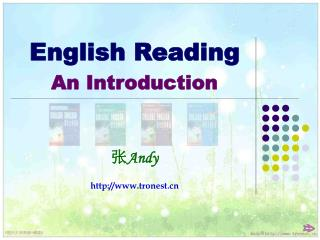 English Reading An Introduction