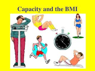Capacity and the BMI