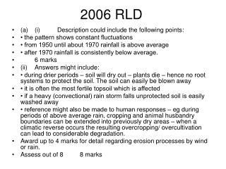 2006 RLD