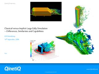 Classical versus Implicit Large Eddy Simulation – Differences, Similarities and Capabilities