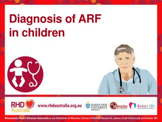 Diagnosis of ARF  in children