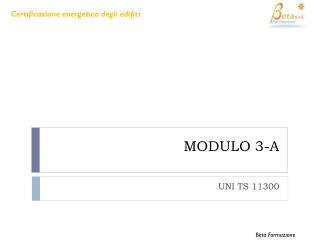 MODULO 3-A