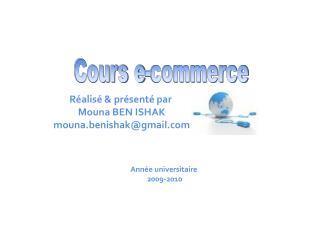 Cours e-commerce