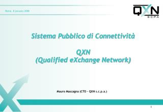 Qualified eXchange Network