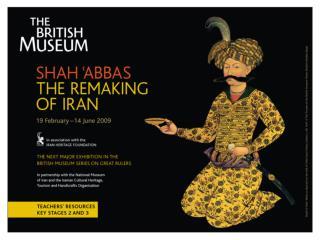 British Museum Shah Abbas PowerPoint