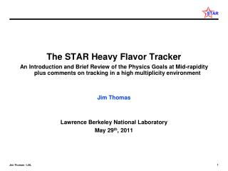 The STAR Heavy Flavor Tracker