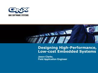 Designing High-Performance, Low-cost Embedded Systems