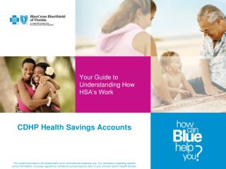 CDHP Health Savings Accounts