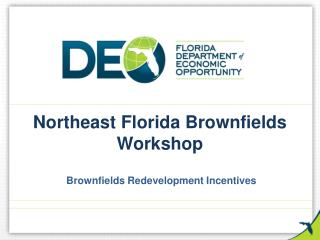 Northeast Florida Brownfields Workshop