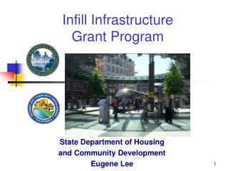 Infill Infrastructure Grant Program
