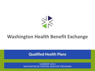 Qualified Health Plans