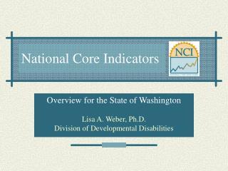 National Core Indicators