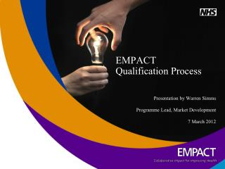 EMPACT Qualification Process