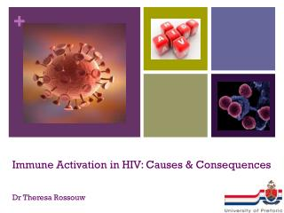 Immune Activation in HIV: Causes & Consequences