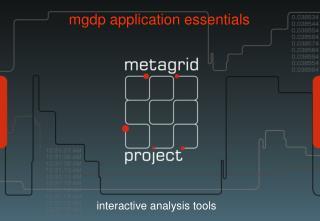 mgdp application essentials