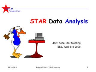 STAR  Data  Analysis