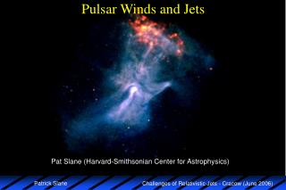 Pulsar Winds and Jets