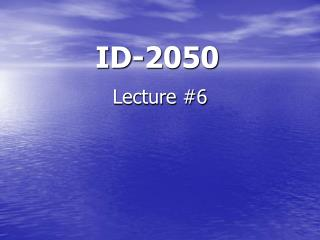 ID-2050