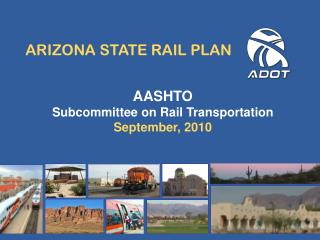 ARIZONA STATE RAIL PLAN