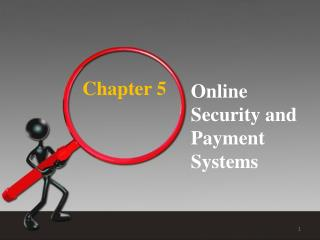 Online Security and Payment Systems