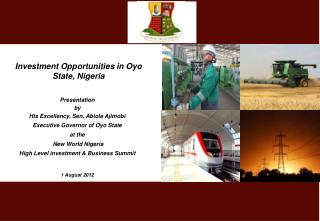 Investment Opportunities in Oyo State, Nigeria