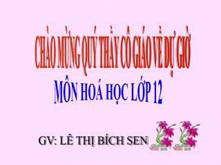 CH�O M?NG QU� TH?Y C� GI�O V? D? GI?