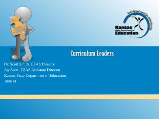 Curriculum Leaders