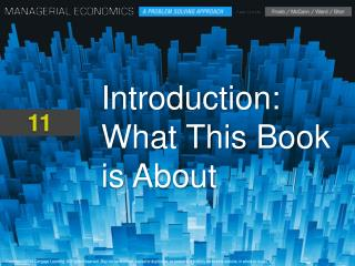 Introduction: What This Book is About
