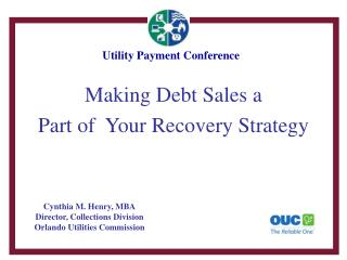 Making Debt Sales a  Part of  Your Recovery Strategy