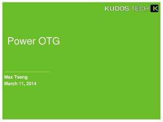 Power OTG