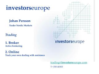 investors europe
