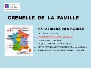 GRENELLE  DE  LA  FAMILLE