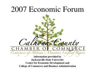 2007 Economic Forum