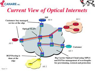 Current View of Optical Internets