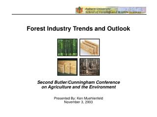 Second Butler/Cunningham Conference  on Agriculture and the Environment