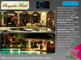 Banglore Hotel