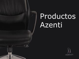 Productos  Azenti