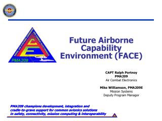Future Airborne Capability Environment (FACE)