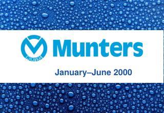 January–June 2000