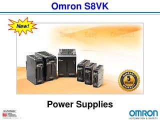 Omron S8VK