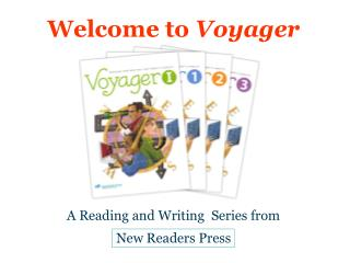 Welcome to  Voyager
