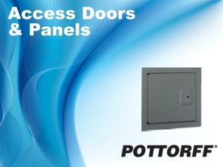 Access Doors & Panels