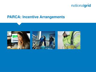 PARCA: Incentive Arrangements