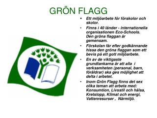 GR�N FLAGG